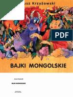 Bajki mongolskie