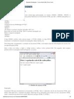 2 Estudando_ Webdesigner - Criando Documentos HTML