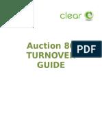 A86 Turnover Guide v.1.0