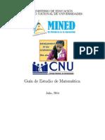 Guia de Autoestudio Para Estudiantes v Año-2014