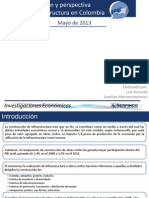 Análisis y Perspectiva de La Infraestructura en Colombia