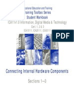 ICA11 - Student Workbook Connect Internal Hardware