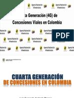Cuarta Generacion de Concesiones Luis Fernando Andrade Moreno