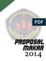 Proposal Makar 2014 (Dekanat)