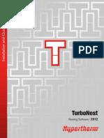 TurboNest 2012 Quick Start Guide