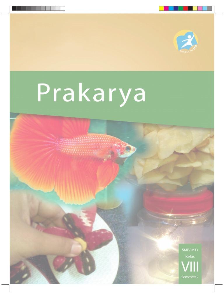 Bs Prakarya 8 Sem 2 Crc Pdf