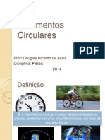 Aula Concurso - Movimentos Circulares