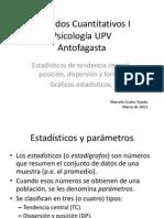 2 - Estadísticos descriptivos