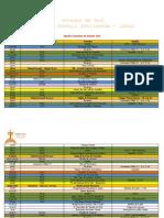 Agenda Juvenil Diocesana 2014 - En Colores