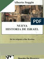 Soggin Alberto Nueva Historia de Israel