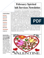 Feb Newsletter