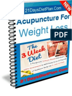 Best Acupuncture for Weight Loss