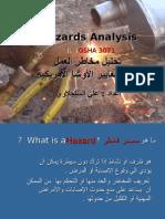 تحليل مخاطر العمل alisinjlawi@yahoo.com