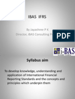 An Introduction to the IBAS-IfRS Course