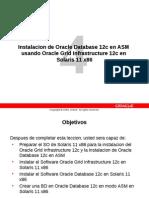 BUENOInstalacion OracleDB 12c Solaris 11 x86 LiveCD