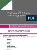 NDT - INSPECCION VISUAL