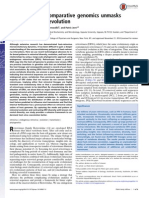 14 PNAS Pan-Vertebrate Genomics..Retrovirus Evolution