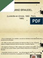F. Braudel