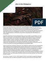 Recht auf Schusswaffen in den Philippinen