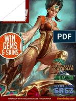 GameOnMag SMITE Issue 5 Single