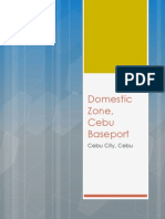 Domestic Zone, Cebu Baseport - Partial Upload