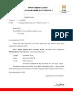 contoh Surat Undangan Ke BEM