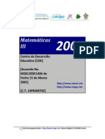 02 D.B. - Matematicas III