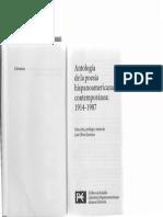 Antologia de La Poesia Hispanoamericana Conjtemporanea
