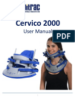 Cervico 2000 User Manual 2010