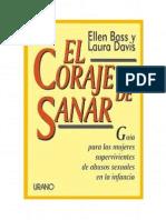 El Coraje de Sanar