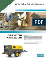 Catalogo XAS300 DD