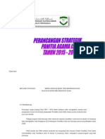 Pelan Strategik Pi 2015-2018