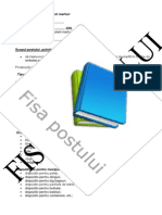 Model fise post