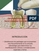Enfermedades Sitemicas y Endodoncia