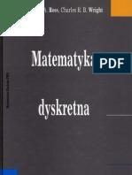 Matematyka Dyskretna (K. a. Ross, C. R. B. Wright)