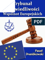 Trybunał Sprawiedliwości Wspólnot Europejskich
