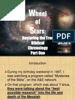 restoring the true biblical chronology