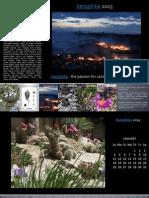 Xerophilia Calendar 2015 - 2