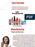Grace Kennedy Food & Services