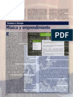 Narejos - Música y Emprendimiento