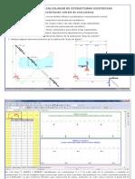 Hoja de Cálculo para Diseño de Estructuras