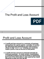 Profit Loss St Mt