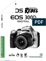 Canon Eos 300digital
