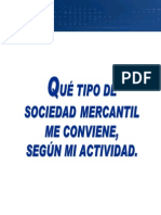 SOCIEDADES MERCANTILES PRESENTACION