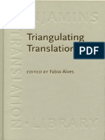 Triangulating Translation Perspectives in process oriented research