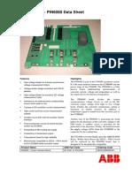 Gv d241 - Pin6080 Data Sheet