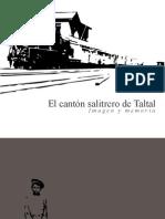 Chile, El Cantón Salitrero de Tal Tal
