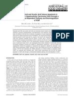 Ursolic and Oleanolic Acids Apoptosis
