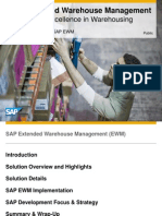 SAP EWM Detailed Presentation