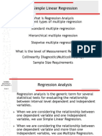 Lecture Linear Regression Analysis1212